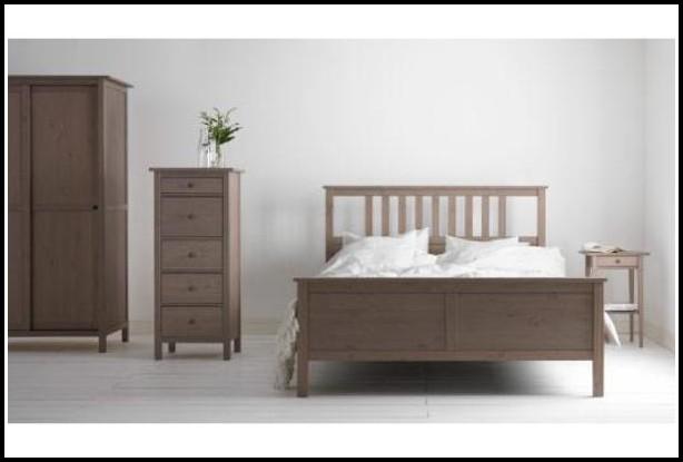Ikea Malm Bett 160×200 Weiß