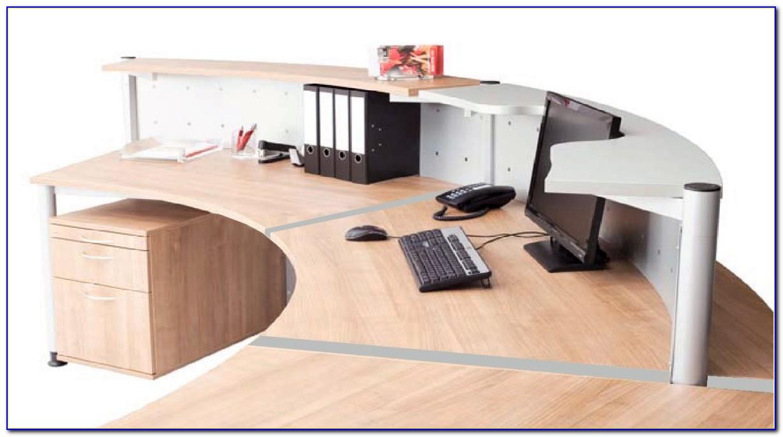 Schreibtisch Stuhl Rund